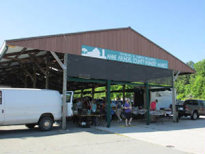 Photo of Anne Arundel County Farmers' Market Pavillion